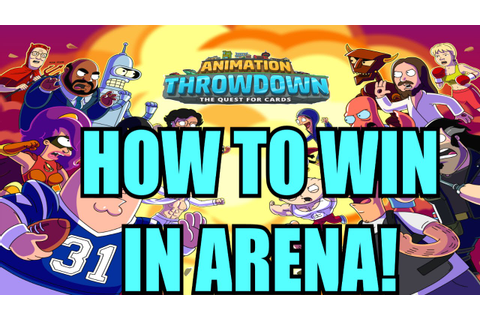 Animation Throwdown Arena Tips - Animation Throwdown The ...