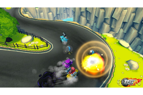 TNT Racers Screenshots, Pictures, Wallpapers - Xbox 360 - IGN