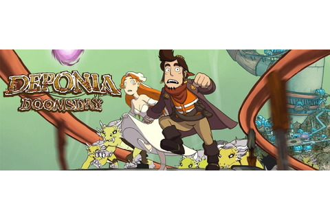 Deponia Doomsday Game Guide | gamepressure.com