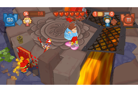 Fat Princess: Fistful of Cake Details - LaunchBox Games ...