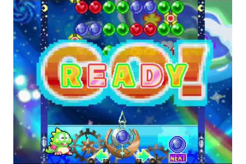 Puzzle Bobble Galaxy gameplay footage. - YouTube