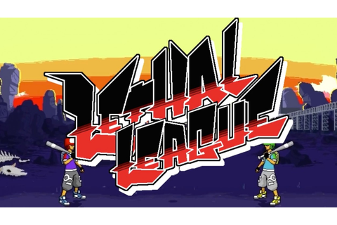 Lethal League Free Download - Ocean of Games