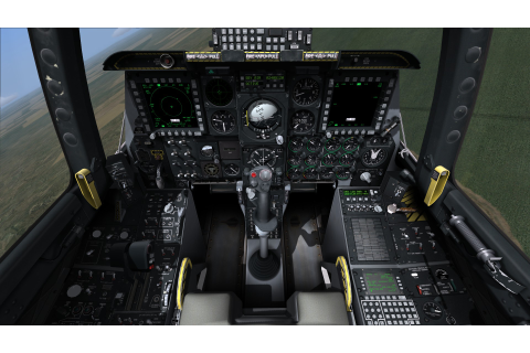 'DCS World' Flight Sim Gets Improved Oculus Rift Support