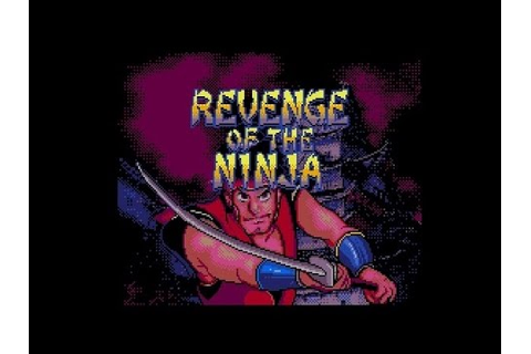 Mega-CD Longplay [023] Revenge of the Ninja - YouTube