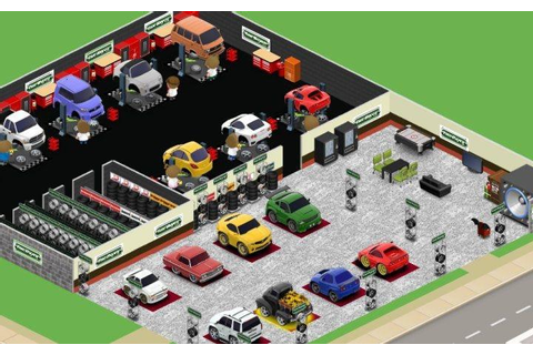 Car Town - Tough Games
