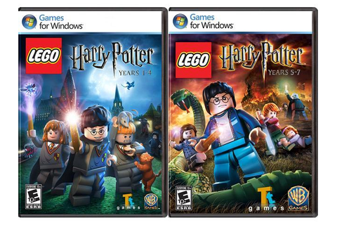 LEGO Harry Potter Complete Pack: Years 1 - 7 [Online Game ...