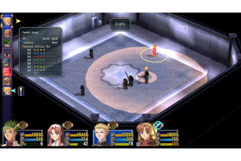 Legend of Heroes: Trails in the Sky the 3rd - описание ...