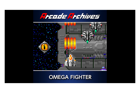 Arcade Archives OMEGA FIGHTER Game | PS4 - PlayStation
