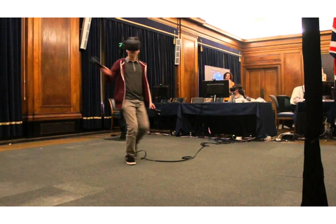 Unseen Diplomacy - HTC Vive Gameplay - GameCity'15 - YouTube