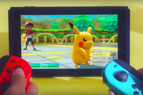 Pokémon: Let's Go is a 'starting point for the next 20 ...