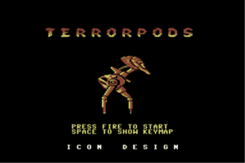 Download Terrorpods (Amiga) - My Abandonware