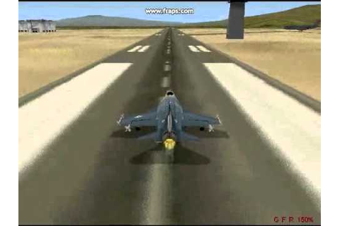 F-16 Multirole Fighter gameplay - YouTube