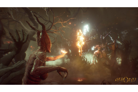 Agony Gets Haunting New Gamescom Screenshots