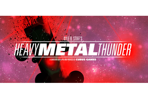 Heavy Metal Thunder - Gamebook » Android Games 365 - Free ...