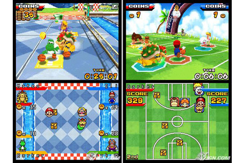 [DS/ DS Lite/ DSI] Mario Slam Basketball.