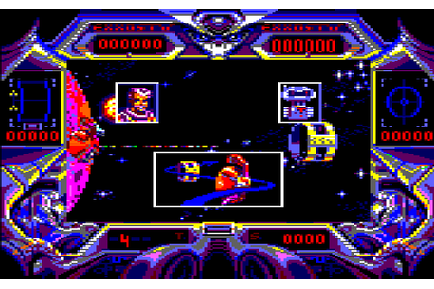 Purple Saturn Day (1989) by Exxos Amstrad CPC game