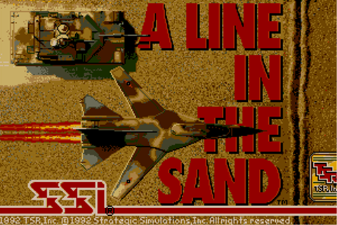 Download A Line in The Sand - My Abandonware
