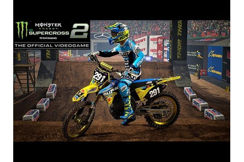 Sx The Game 2 | Official Suzuki 250 Factory Team | For ...