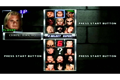 WWF Royal Rumble - All Characters - SEGA Dreamcast - YouTube