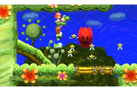 Yoshi's New Island Set For Arrival On March 14