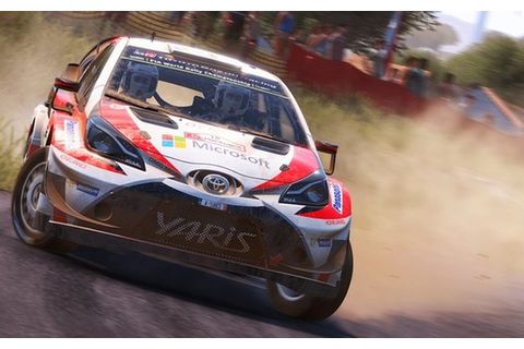 WRC 7 FIA World Rally Championship on Steam - PC Game | HRK