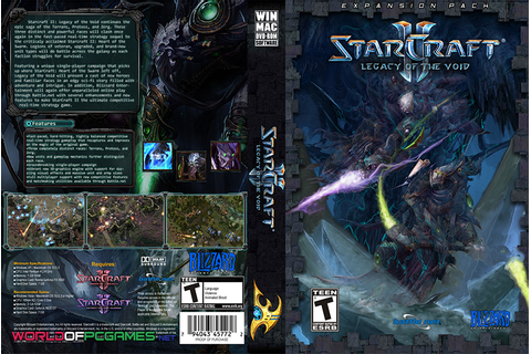 StarCraft II Legacy Of The Void Free Download Latest