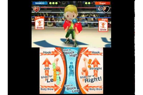 Dual Pen Sports video game Boxing - Nintendo 3DS - YouTube