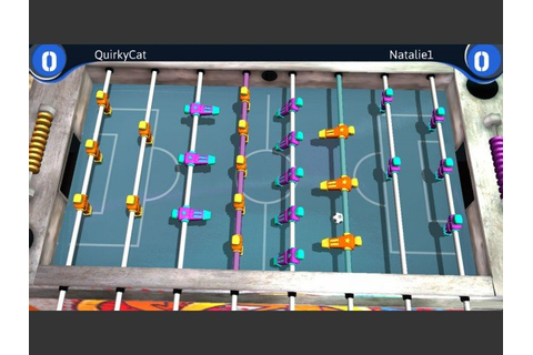 Pro Foosball Archives - GameRevolution