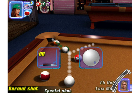 Midnight Pool 3D PC Game - Free Download Full Version