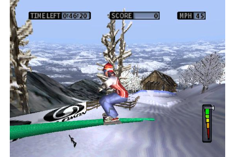 Cool Boarders 4 PS1 Free Download Full Version - Space X Zone