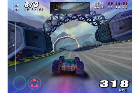 Rollcage Stage II [2000 Video Game] - blogsling