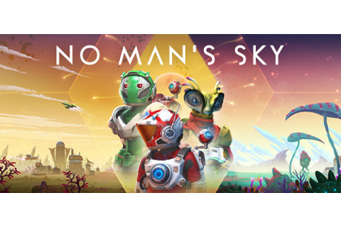 Save 50% on No Man's Sky on Steam