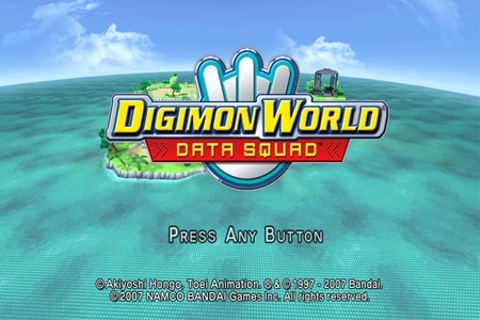 Digimon World Data Squad PS2 ISO - Download Game PS1 PSP ...
