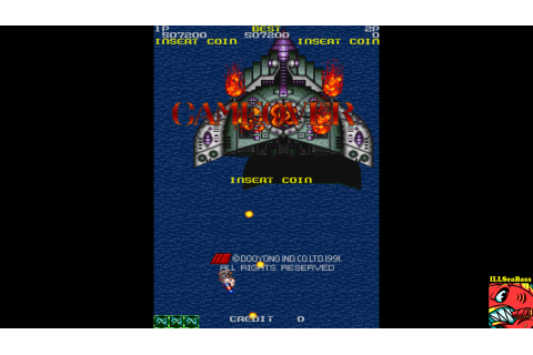 Pollux [pollux] (Arcade Emulated / M.A.M.E.) high score by ...