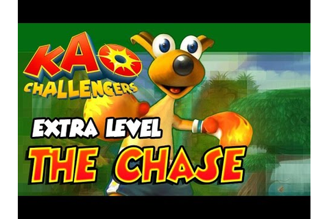 KAO Challengers (PSP) Extra Level - The Chase - YouTube