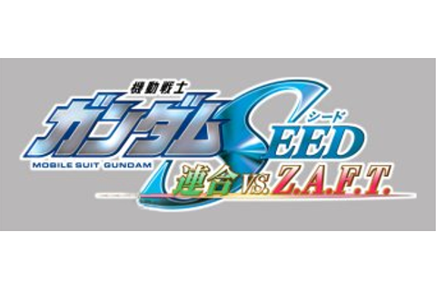 Mobile Suit Gundam SEED: Federation vs. Z.A.F.T. — Wikipédia