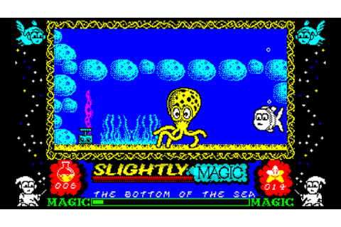 Slightly Magic Interview With Colin Jones | Retro Gamer