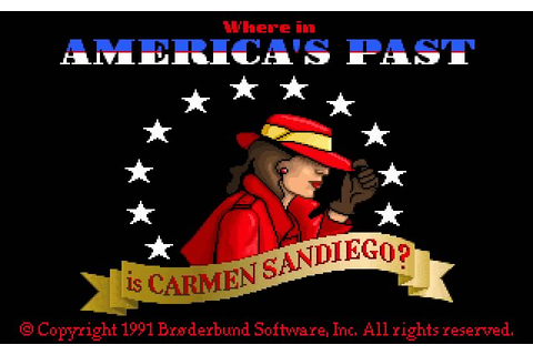 Download Where in America's Past is Carmen Sandiego ...