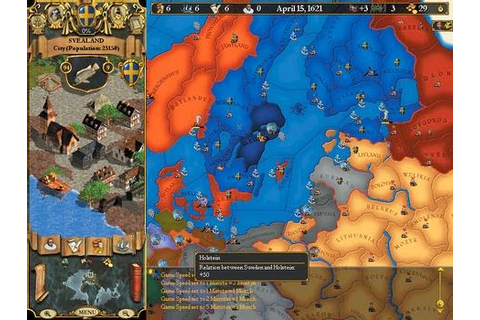 Europa Universalis 2 Game - Free Download Full Version For Pc
