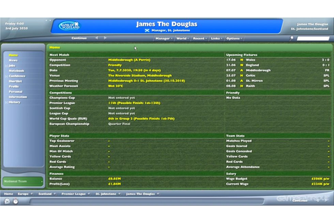 Football Manager 2006 Download Game | GameFabrique