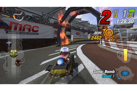 ModNation Racers: Road Trip – New Racing Features ...