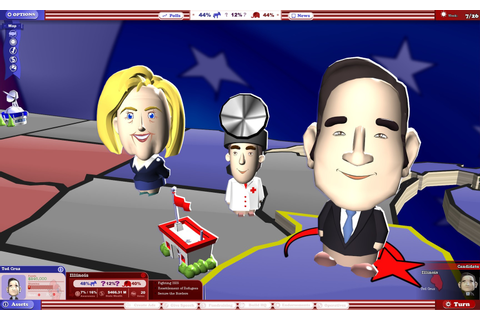 Download The Political Machine 2016 Full PC Game