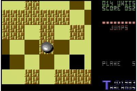 A Gamer Forever Voyaging: Quedex (Commodore 64)