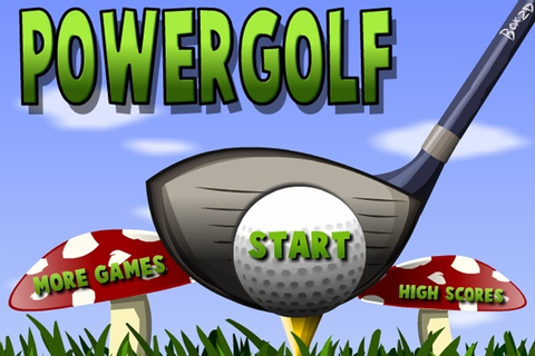 Power golf Game - Play Free Golf & Mini Golf games - Games ...