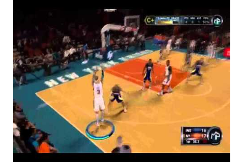 NBA 2k12 Wii -- Full Game - YouTube
