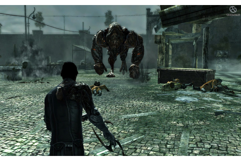Dark Sector Game - PC Full Version Free Download