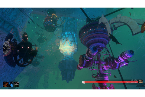 Stunning deep sea exploration game, Diluvion, coming soon ...