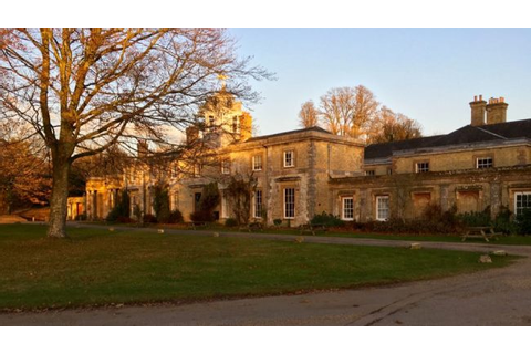 Stansted Park, a fabulous Edwardian Manor House DJ Brian Mole