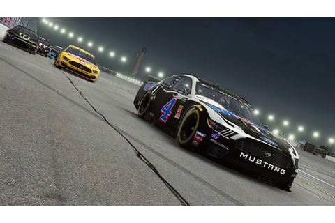 NASCAR Heat 4 Hits The Track This September - Game Informer