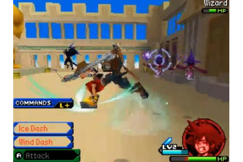 Kingdom Hearts - Re-Coded (U) ROM